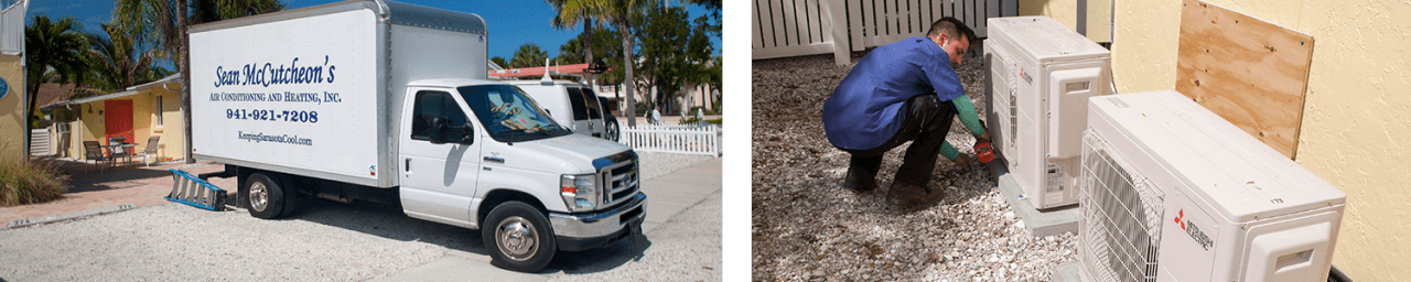 Sarasota Ductless AC Systems