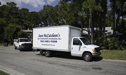 Air Conditioning Service Truck Sarasota Fl