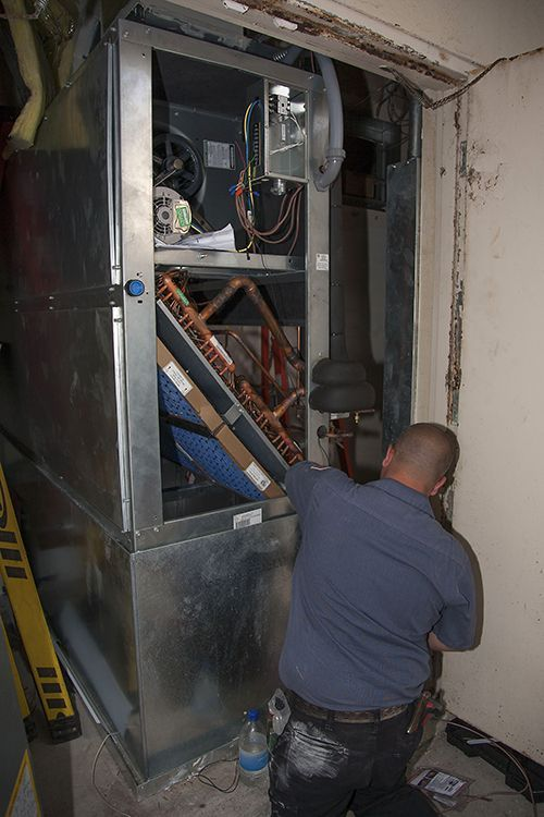 Sean McCutcheon's Air Conditioning and Heating, Inc. (SMAC) Air Conditioning Replacement And Repair